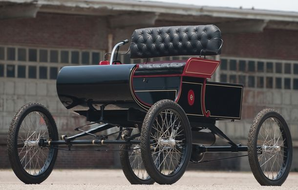 POVEŞTI AUTO: Oldsmobile Curved Dash Runabout - primul automobil de serie din lume - Poza 5