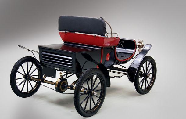 POVEŞTI AUTO: Oldsmobile Curved Dash Runabout - primul automobil de serie din lume - Poza 3