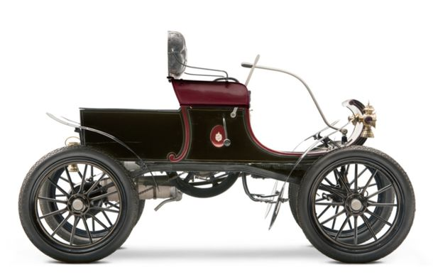 POVEŞTI AUTO: Oldsmobile Curved Dash Runabout - primul automobil de serie din lume - Poza 9