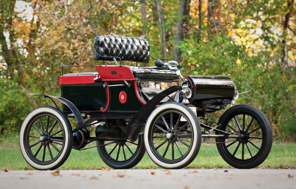 POVEŞTI AUTO: Oldsmobile Curved Dash Runabout - primul automobil de serie din lume - Poza 8