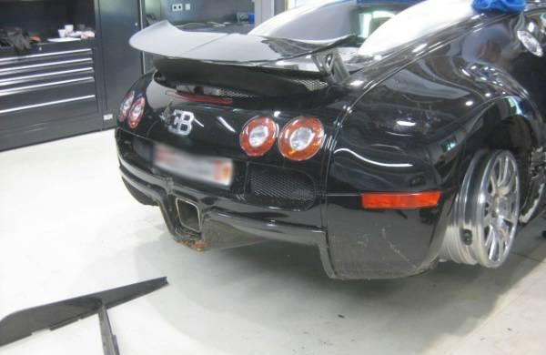 Cel mai ieftin Bugatti Veyron din lume costă 191.000 de euro - Poza 4