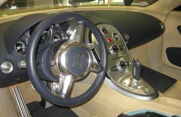 Cel mai ieftin Bugatti Veyron din lume costă 191.000 de euro - Poza 5
