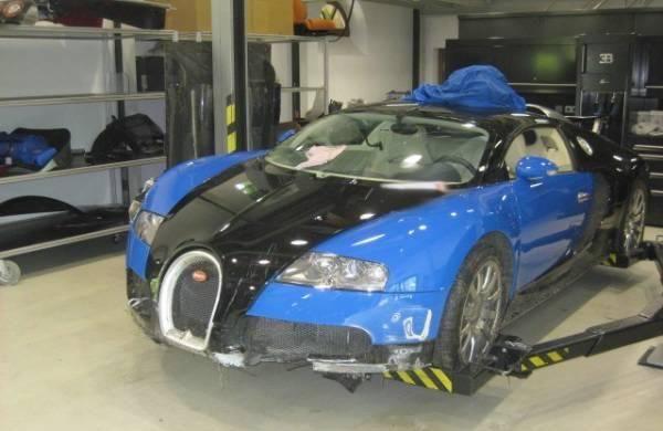 Cel mai ieftin Bugatti Veyron din lume costă 191.000 de euro - Poza 2