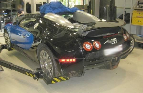 Cel mai ieftin Bugatti Veyron din lume costă 191.000 de euro - Poza 3