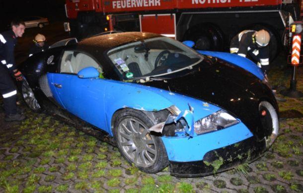 Cel mai ieftin Bugatti Veyron din lume costă 191.000 de euro - Poza 1