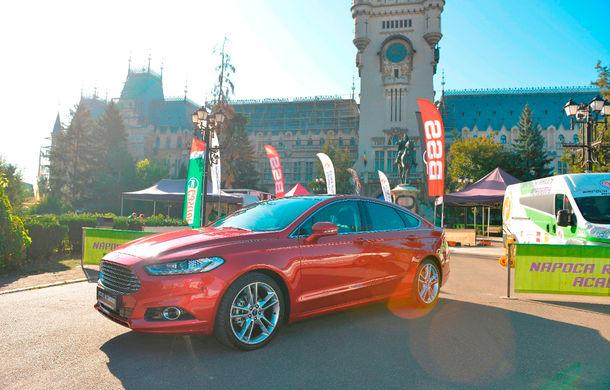 Noul Ford Mondeo a fost prezentat în avanpremieră în România - Poza 3
