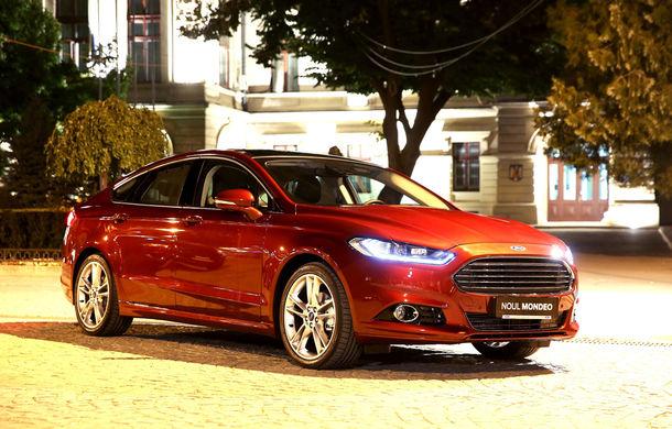 Noul Ford Mondeo a fost prezentat în avanpremieră în România - Poza 1