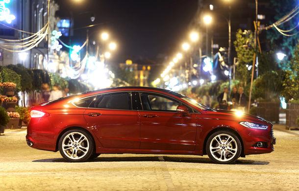 Noul Ford Mondeo a fost prezentat în avanpremieră în România - Poza 4