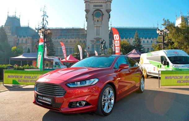 Noul Ford Mondeo a fost prezentat în avanpremieră în România - Poza 2