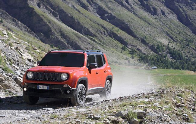 Test drive Jeep Renegade (2015-prezent)
