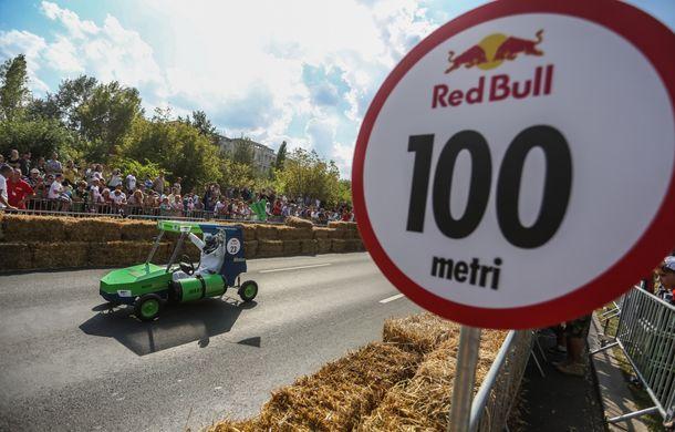 Red Bull Soapbox Race 2014: 51 de echipaje trăznite au luat startul în cursa automobilelor propulsate de gravitaţie - Poza 29