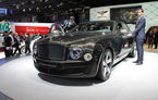 PARIS 2014 LIVE: Bentley Mulsanne Speed: suspensie sport şi 537 CP pentru berlina de lux a britanicilor