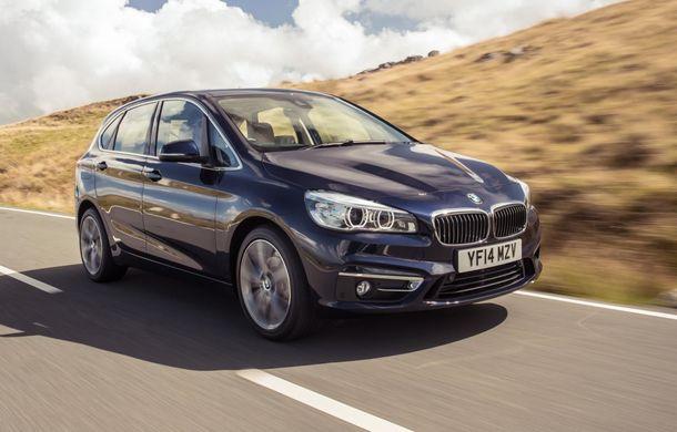 BMW Seria 2 Active Tourer primeşte motorizări noi şi xDrive în ofertă - Poza 1