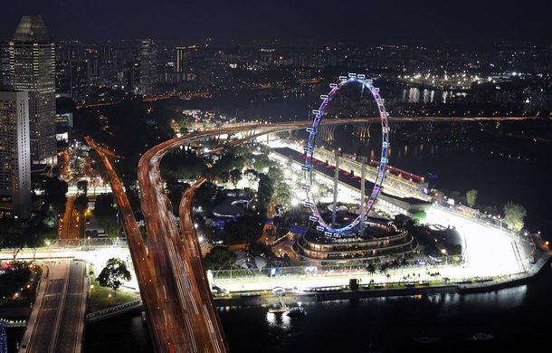 Avancronică Singapore 2014