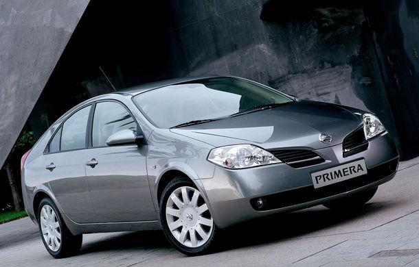 Nissan nu va produce o nouă generație a modelului Primera - Poza 1