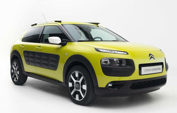 Preţuri Citroen C4 Cactus în România: carismaticul crossover pleacă de la 13.000 de euro - Poza 1