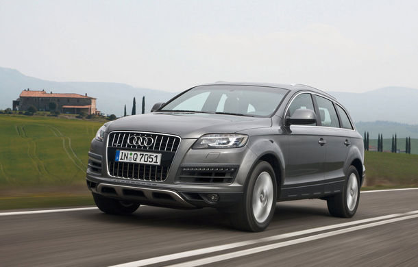 Noul Audi Q7 va fi lansat în luna ianuarie a anului viitor - Poza 1