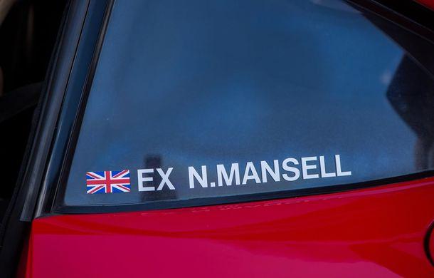 Un Ferrari F40 aparţinând lui Nigel Mansell s-a vândut pentru aproape 700.000 de euro - Poza 8