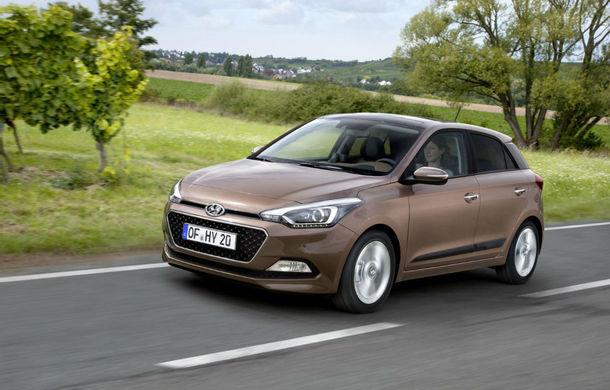 Noul Hyundai I20 va fi Oferit