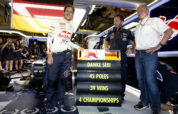 Vettel admite că îi va fi dor de Red Bull Racing - Poza 1