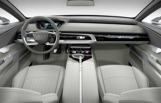 Audi vrea să reducă la minimum numărul de butoane fizice din maşinile viitorului - Poza 1