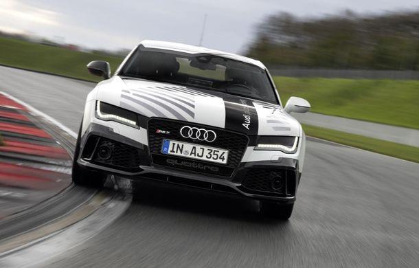 Audi vrea să reducă la minimum numărul de butoane fizice din maşinile viitorului - Poza 2