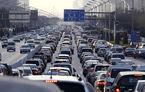 Cifre fantastice în China: numărul posesorilor de permis auto s-a multiplicat de 11 ori în ultimii zece ani