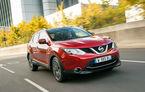Vânzările Nissan ating un nou record pe piața europeană și sunt în creștere și în România