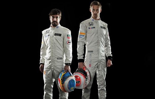 Alonso şi Button