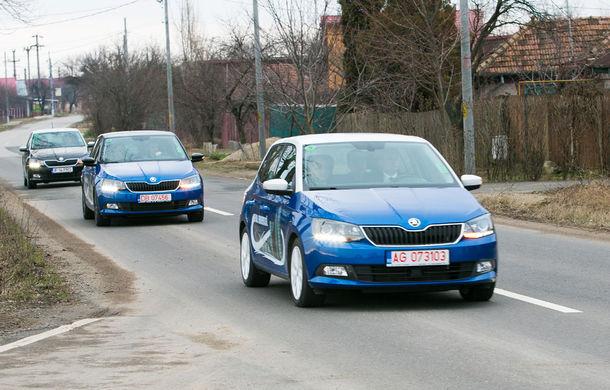 A treia generație Skoda Fabia a fost lansată oficial pe piața din România - Poza 8