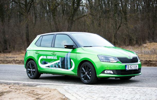 A treia generație Skoda Fabia a fost lansată oficial pe piața din România - Poza 1