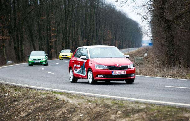 A treia generație Skoda Fabia a fost lansată oficial pe piața din România - Poza 5