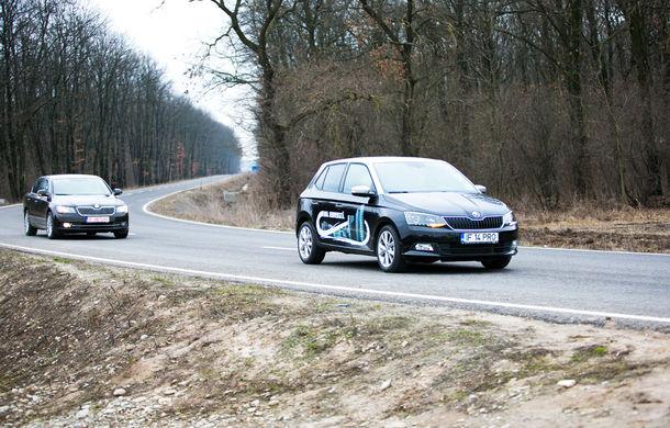 A treia generație Skoda Fabia a fost lansată oficial pe piața din România - Poza 6