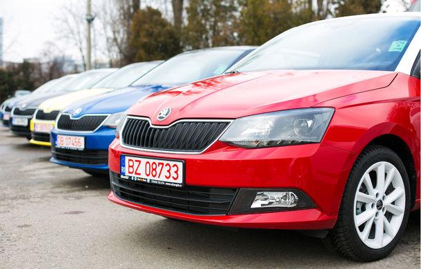 A treia generație Skoda Fabia a fost lansată oficial pe piața din România - Poza 2