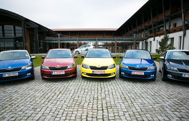 A treia generație Skoda Fabia a fost lansată oficial pe piața din România - Poza 7