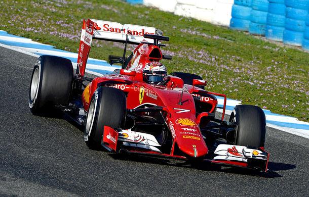 Teste Jerez, ziua 4