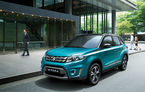 Suzuki Vitara a intrat oficial în producție la uzina din Ungaria