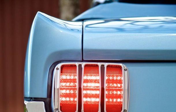 Prima generaţie a lui Ford Mustang reintră în producţie cu tehnologii moderne sub tutela unei alte companii - Poza 12