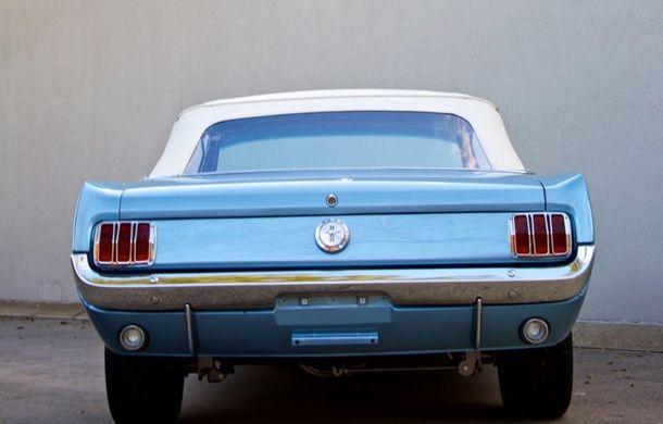 Prima generaţie a lui Ford Mustang reintră în producţie cu tehnologii moderne sub tutela unei alte companii - Poza 4
