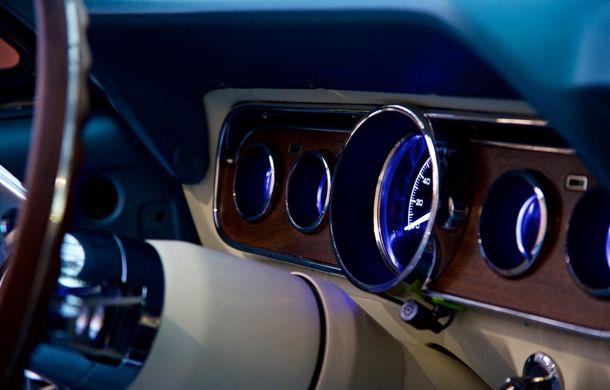 Prima generaţie a lui Ford Mustang reintră în producţie cu tehnologii moderne sub tutela unei alte companii - Poza 8
