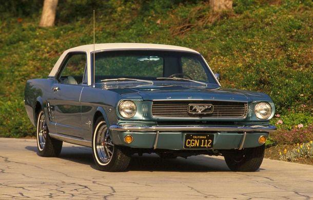 Prima generaţie a lui Ford Mustang reintră în producţie cu tehnologii moderne sub tutela unei alte companii - Poza 1
