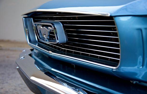 Prima generaţie a lui Ford Mustang reintră în producţie cu tehnologii moderne sub tutela unei alte companii - Poza 5