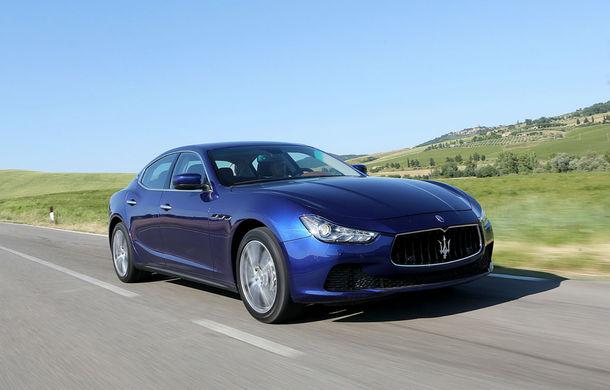 Maserati reduce producţia din cauza cererii scăzute - Poza 1