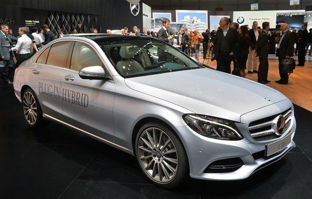 Mercedes-Benz va lansa 10 modele plug-in hybrid până în 2017 - Poza 1