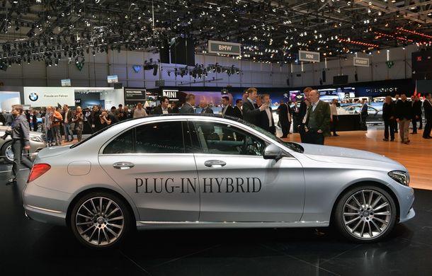 Mercedes-Benz va lansa 10 modele plug-in hybrid până în 2017 - Poza 2