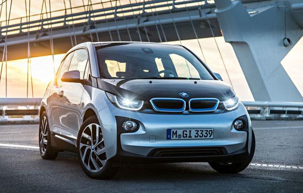 """Şeful BMW: """"Iniţiativele politice influenţează puternic vânzările de maşini electrice"""" - Poza 1"""