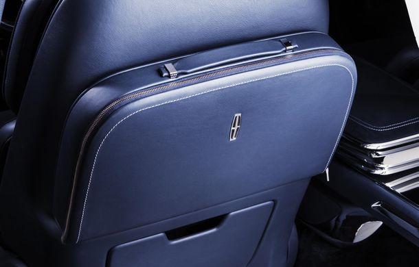 Lincoln Continental Concept prefaţează viitorul mărcii americane - Poza 10