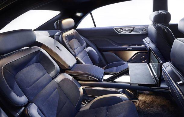 Lincoln Continental Concept prefaţează viitorul mărcii americane - Poza 5