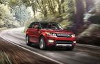 Gama Range Rover ar putea primi un model nou amplasat între Evoque și Sport