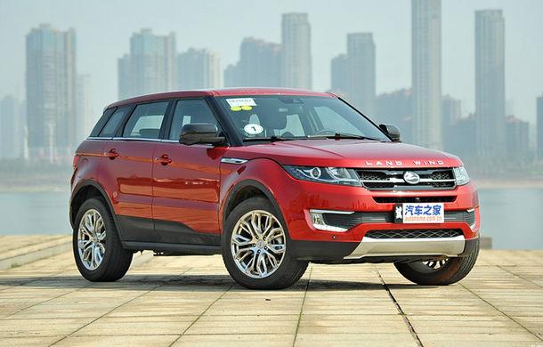 """Land Rover renunţă la războiul contra clonelor chinezeşti: """"Acolo nu există legi"""" - Poza 6"""
